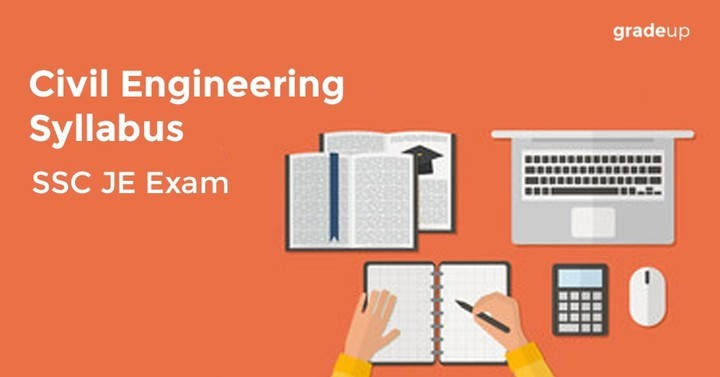 SSC JE Civil Engineering Syllabus 2018 with Weightage (Paper 1 & 2)