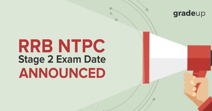 RRB NTPC Stage 2 Exam Date Announced (17th -19th Jan 2017), Check Here