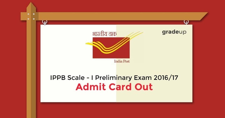 IPPB Call Letter/Admit Card Out for Scale I Preliminary Exam