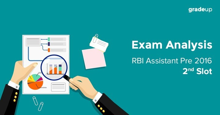 RBI Assistant Preliminary Exam 2nd Slot Analysis