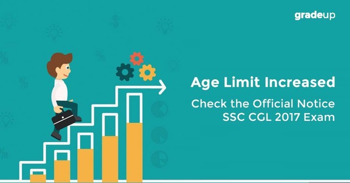 SSC CGL Age Criteria 2017:  Age Limit Increased from 27 to 30 Years!