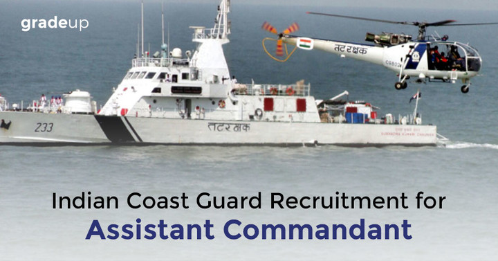 Indian coast guard recruitment 2018 for assistant commandant indian coast guard recruitment 2018 for assistant commandant application ends on 1st june fandeluxe Images