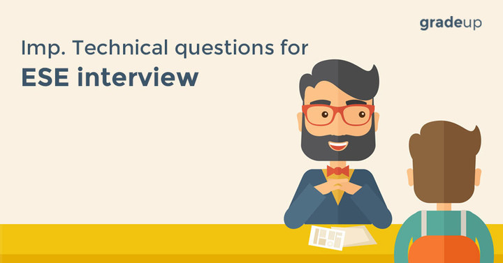 Important Technical questions for ESE Civil Engineering (CE) interview