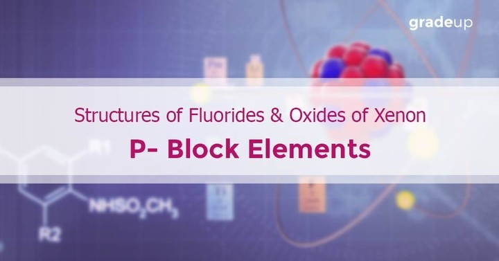 Structures of Fluorides and Oxides of Xenon