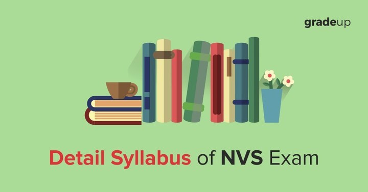 Detail Syllabus of NVS 2016 Exam