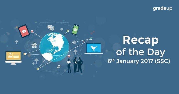 Recap of the Day- 6th January 2017(SSC)