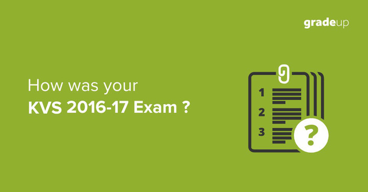 How was your KVS TGT (Misc) Exam – 8th January 2016