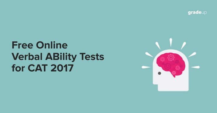 Free Verbal Ability Mock Test/Quiz for CAT 2017 Preparation