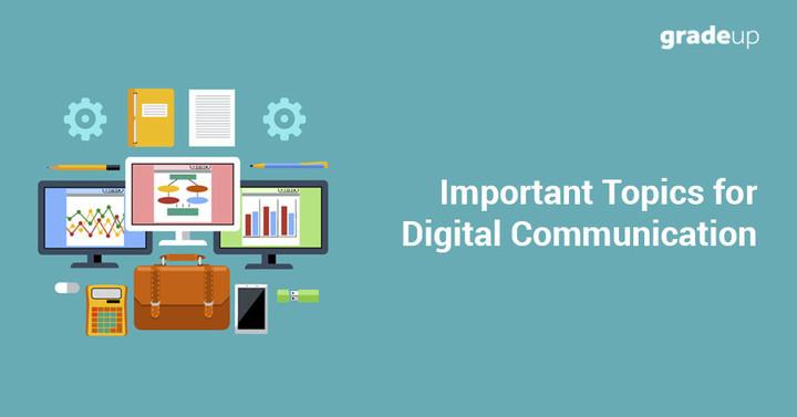 digital communicaton