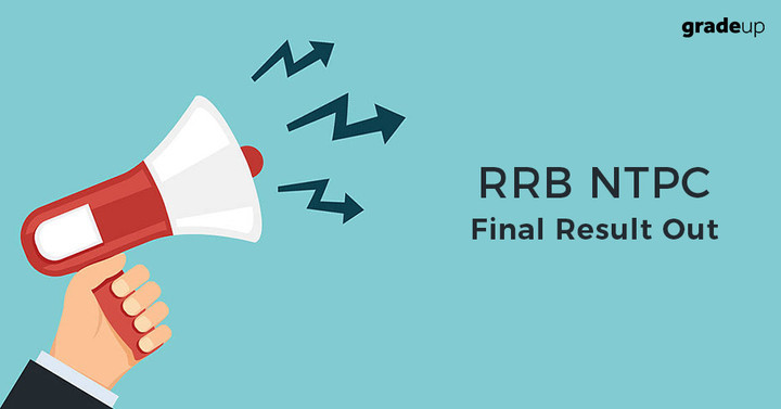 RRB NTPC Final Result 2015 Declared, Check Zone-wise Result & Cutoff