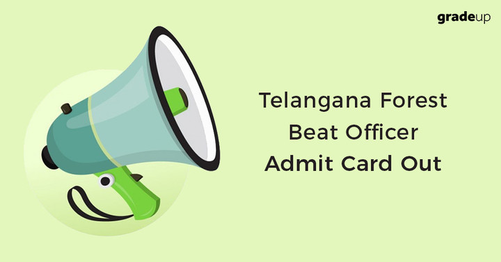 TSPSC Forest Beat Officer Hall Ticket 2017 Out, Download FBO Admit Card
