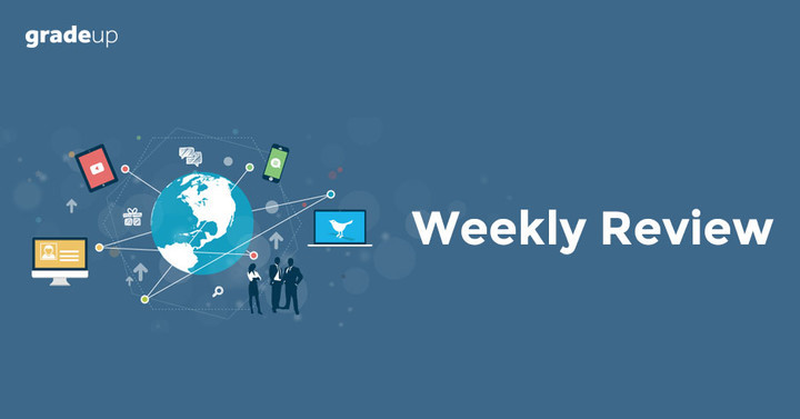 Weekly Review: 29th October, 2017