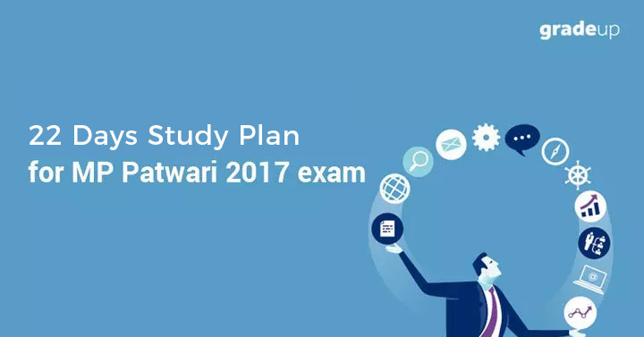 How to Prepare for MP Vyapam Patwari Exam 2017 (3 Week Study Plan)