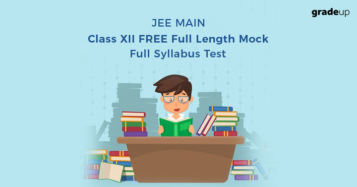 JEE Main Class XII FREE Online Part Test - Full Syllabus: Live Now