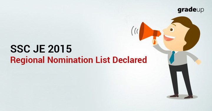 SSC JE 2015-16, Marks of additional Candidates Declared!