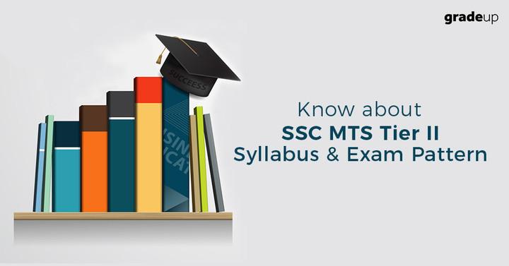 SSC MTS Tier II (Descriptive Paper) Syllabus & Exam Pattern 2017!