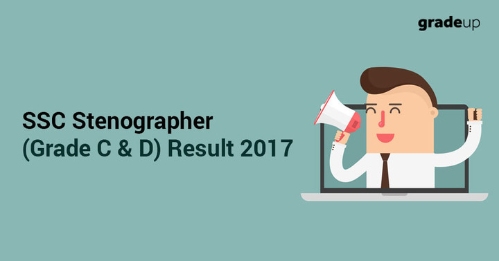 SSC Stenographer Result 2017 Declared for Grade C & D, Check Here!