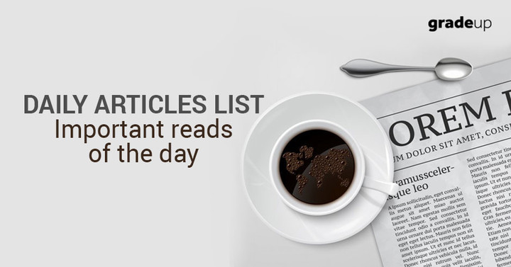 Daily Reading List: 20. 12. 2017