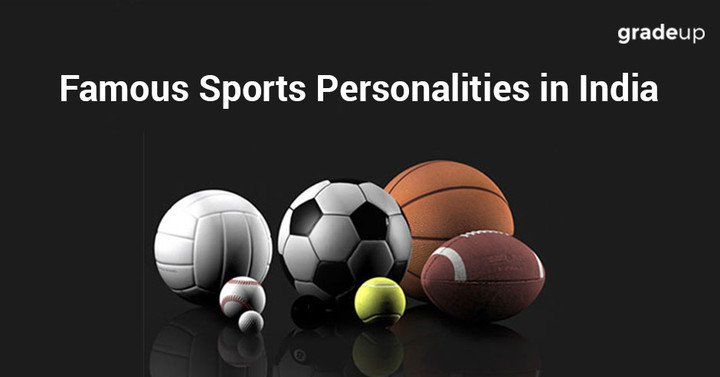 sports personality india Every sport has its legends in india they have been the pride of our nation their  awe-inspiring performances have been etched in the history.
