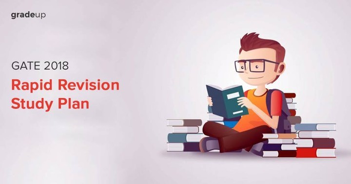 Rapid Revision Study Plan GATE 2018 - Starts from 6 Dec.
