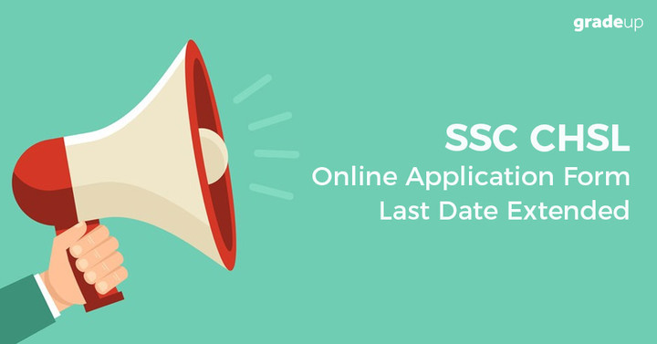 SSC CHSL Apply Online 2017, Last Date Extended to Fill CHSL Application Form!