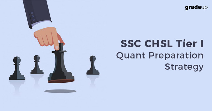 SSC CHSL Quantitative Aptitude Syllabus, Topics, Books, Preparation