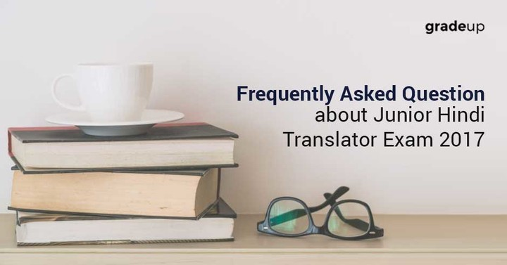 Frequently Asked Questions About Junior Hindi Translator