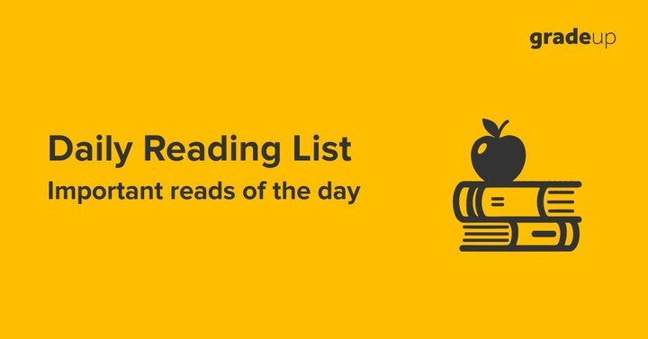 Daily Reading List, 12th May, 2017