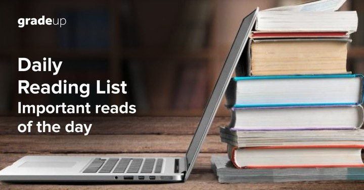 Daily Reading List: 08, June, 2017