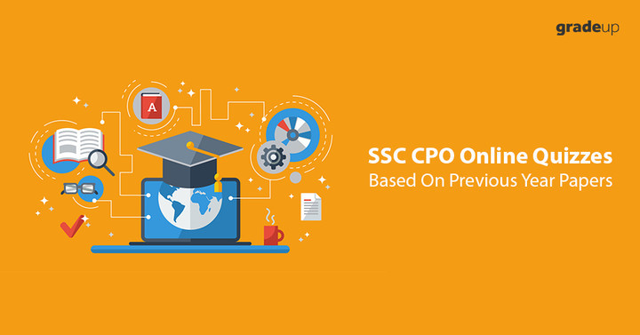 SSC CPO Online Quiz: Based on CPO Previous Question Papers (Hindi/Eng)