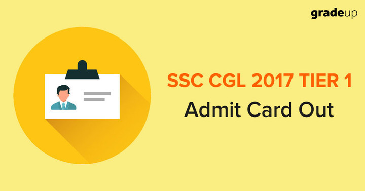 SSC CGL Admit Card 2018 for Tier 1, Download Link will be Activated Soon!