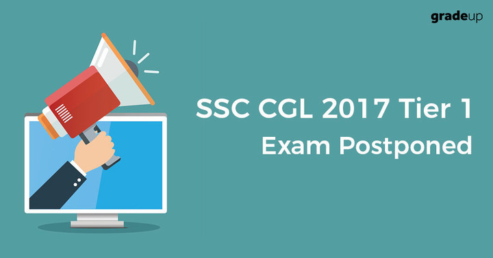 SSC CGL Tier I 2017 Exam Dates Changed, Check New Dates Here