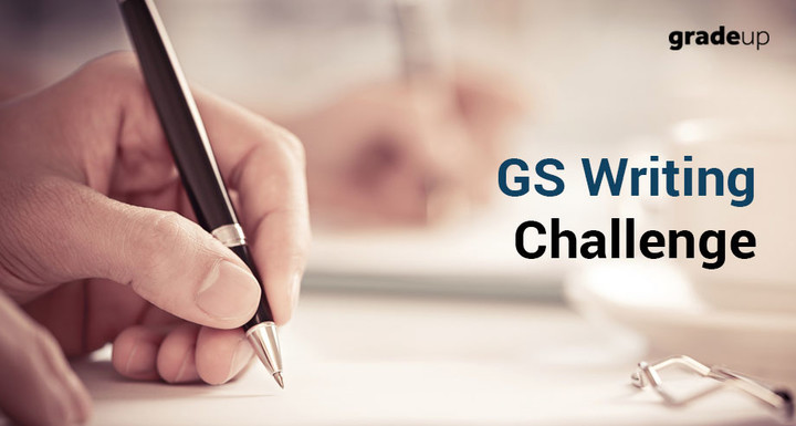 GS Writing Challenge: 31st Aug, 2017: GS3