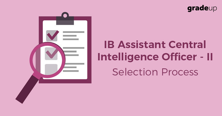 IB ACIO Selection Procedure 2017 (Tier 1, Tier 2, Interview)
