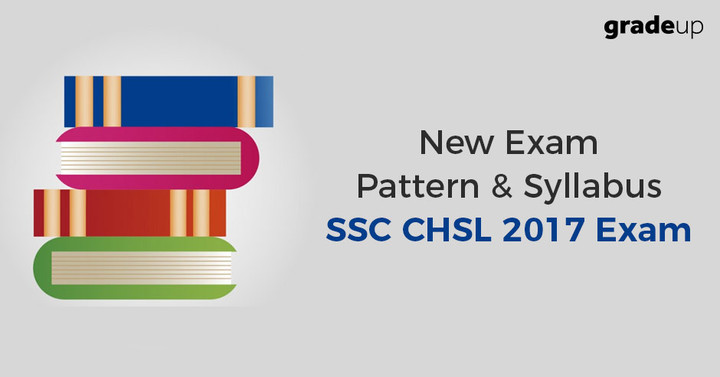 SSC CHSL Syllabus & Exam Pattern 2017-18 Tier I, SSC 10+2 Syllabus
