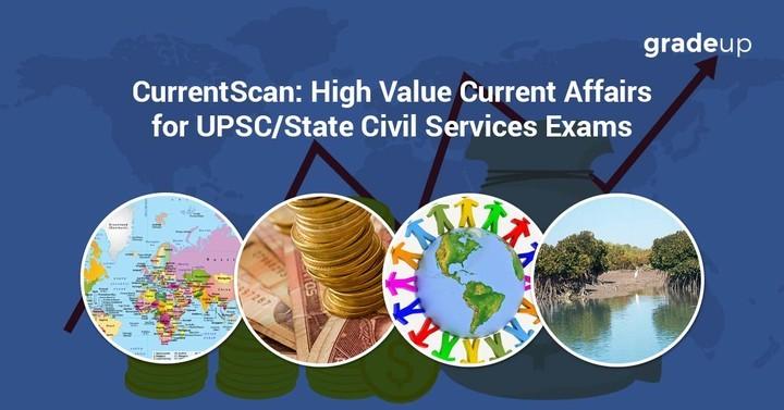 दैनिक सामयिकी यूपीएससी आईएएस की तैयारी के लिये। 19 Sept 2017