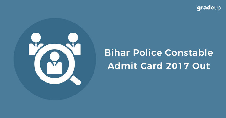 Bihar Police Admit Card 2017 Out, Download Bihar Police Constable Call letter here!