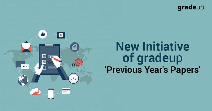 Previous Year's Papers: New initiative of gradeup