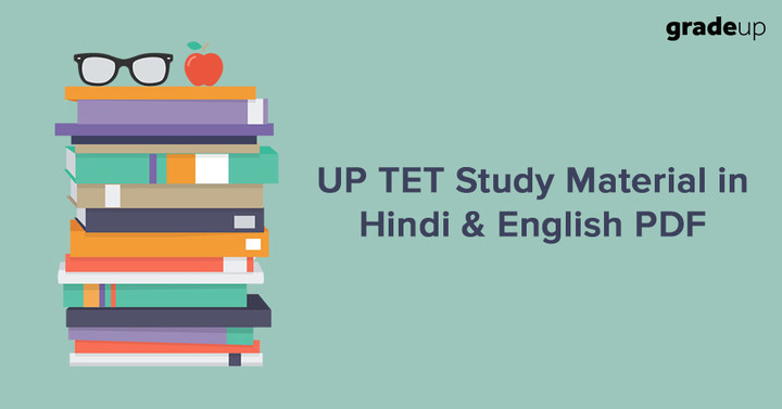 UP TET Study Material in Hindi & English - Read Now