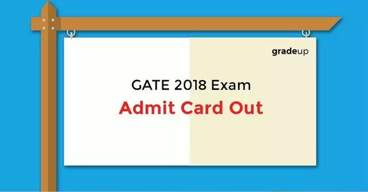 GATE Admit Card 2019: Release Date & Download Link for Hall Ticket