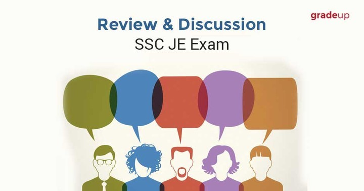 SSC JE 2017 Mechanical Engineering: Review and Discussion (Day-6)