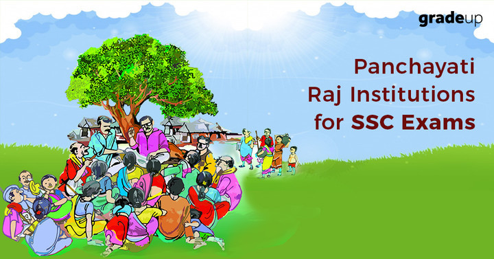 Panchayati Raj, Municipality and Center-State Relations for SSC Exams!