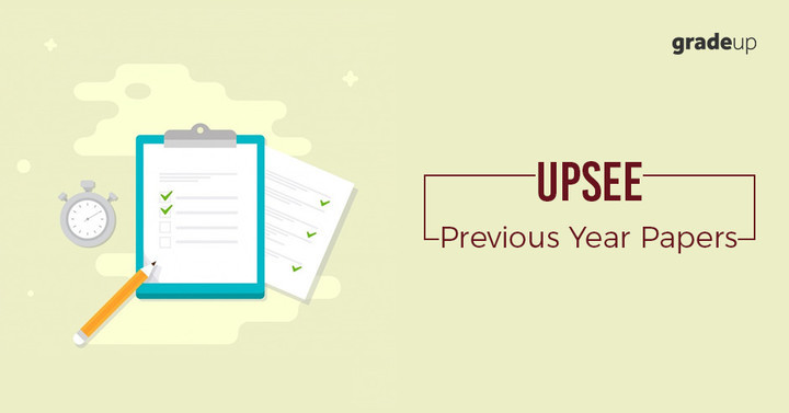 UPSEE Previous Year Question Paper with Answer Key 2017, Downalod PDF