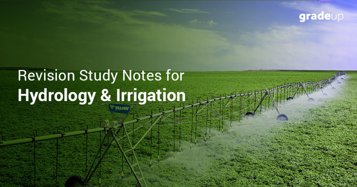 Water Logging And Drainage Notes For Civil Engineering