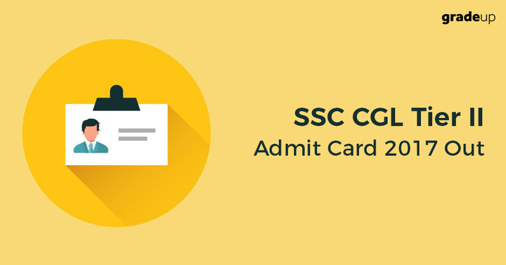 SSC CGL Tier 2 Re-exam Admit Card 2017 Out, Download Here!