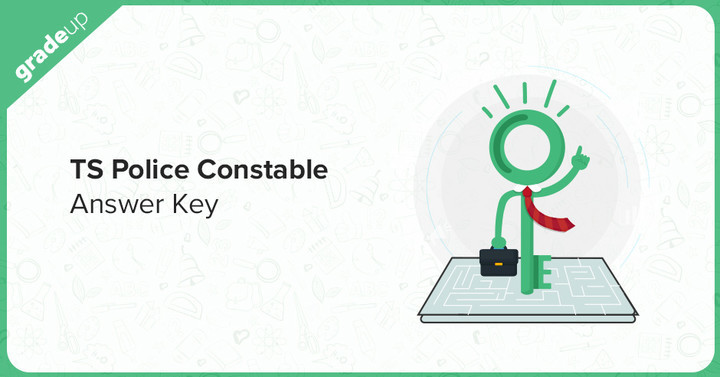 TS Police Constable Answer Key 2018 Out: Download Constable Key PDF!