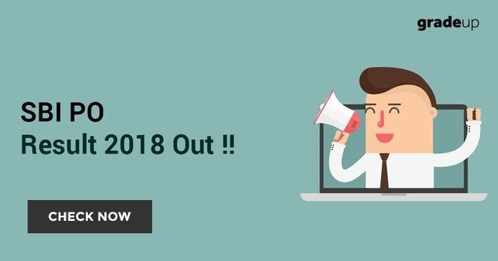 SBI PO Final Result 2018 Declared: Check list of selected candidates here
