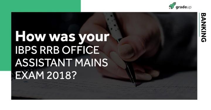 ibps clerk vs ibps rrb office assistant  job profile