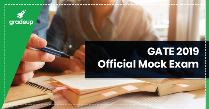 Official Mock for GATE 2019 Released, Check Now!