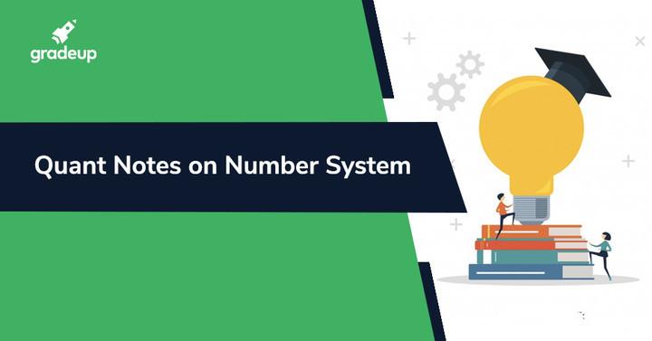 क्वांट खंड में संख्या प्रणाली पर लघु ट्रिक्स